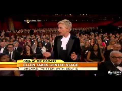 Oscars 2014 Best Moments