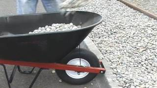 Marathon Flat Free Tires - Solid Polyurethane Wheelbarrow And Hand Truck Tires