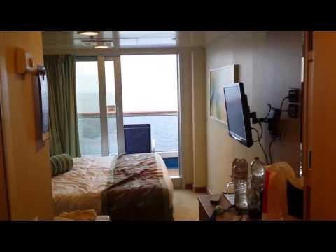 Carnival Sunshine - Spa Balcony