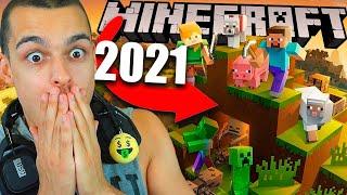 ASÍ ES MINECRAFT EN 2021...