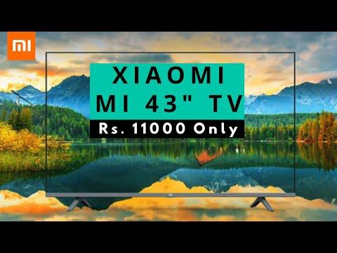 xiaomi-ने-11-हजार-में-लॉन्च-किया-43-इंच-का-स्मार्ट-tv-|-mi-tv-e43k-|-features-in-hindi
