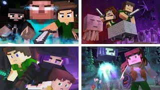 Through The Night The Complete Minecraft Music Video Series