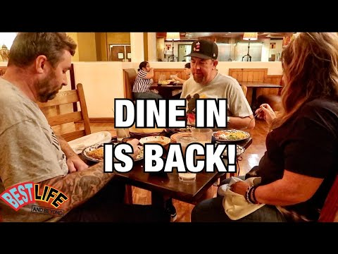 Dine-in Is Now Back At Downtown Disney! Join Our Late Night Dinner At Tortilla Joes To Celebrate!