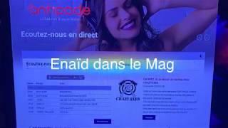 #artistebelge #enaïd #enaïdofficiel #dontwalkaway Interview Le MAG Enaïd Nouveau single