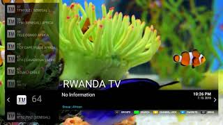 AFRICAN IPTV CHANNEL LIST PLATINUM SERVER IPTVCHANNELS.TV