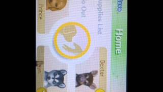 All Of My Nintendogs | Nintendogs Dalmatian And Friends