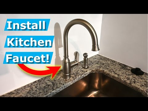 how-to-install-a-kitchen-faucet-diy-plumbing-tips