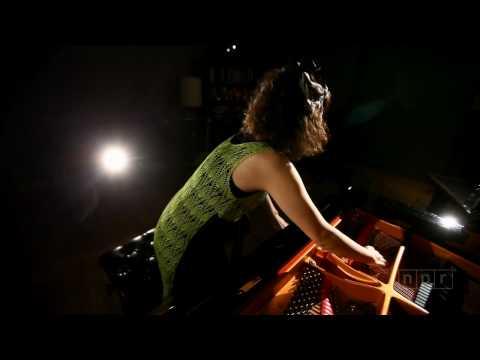 Hiromi Performs 'Choux a la Creme' In NPR's Studio 4B