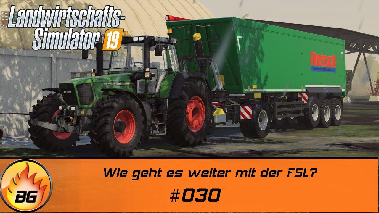 LS19 - BG FARM II-II #030 | Wie geht es weiter mit der FSL? | FS19 | Let's Play [HD]