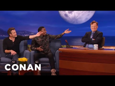 Scraps: Conan's Sturgill Simpson Intro  - CONAN on TBS