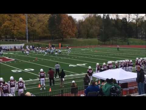 Merchant Marine kicker delivers big hit