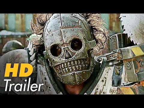 TURBO KID Trailer (2015)