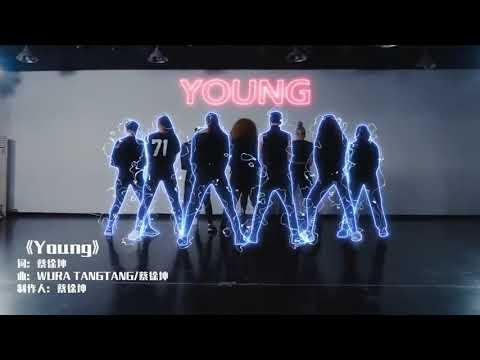 Cai XuKun - Young Dance studio (electric light remake)