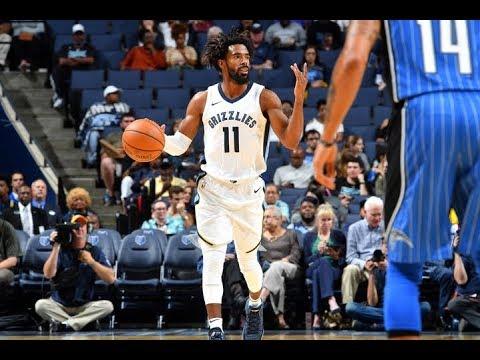 Preseason NBA 2017-18   Magic @ Grizzlies   Oct 2, 2017