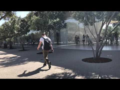 Apple Park Visitor Center Cupertino 2019