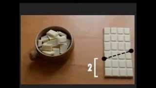 El truco 'matemático' del chocolate infinito