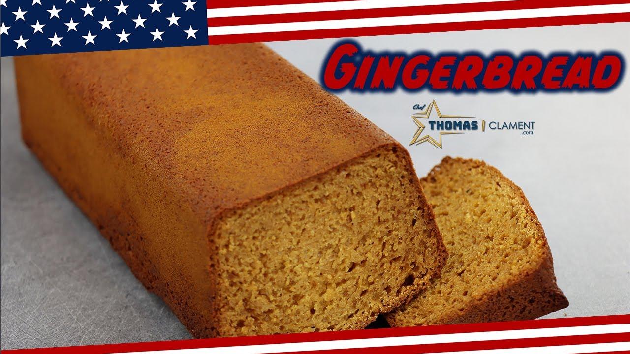 Gingerbread for Mr Predisent Joe Biden & Vice President Kamala Harris / Chef Thomas CLAMENT