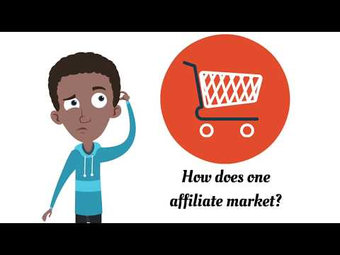 How To Make Money For Free Online | Affiliate Marketing | Explainer Video