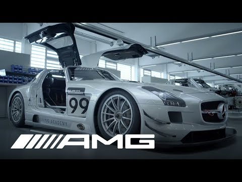 The Mercedes-Benz SLS AMG GT3