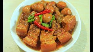 Cách nấu Thịt Kho Tàu Ngon đơn giản đón tết