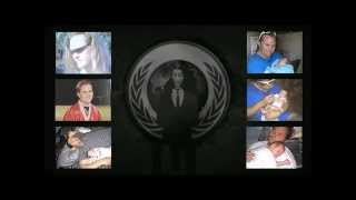 Anonymous - Justice for Steve Richards