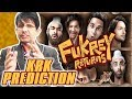 KRK Prediction On Fukrey Returns | Pulkit Samrat | Varun Sharma | Ali Faizal | Richa Chadha