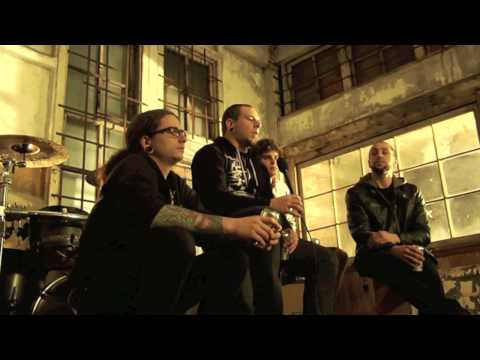 """Within The Ruins - Behind The Scenes """"Feeding Frenzy"""" & INTERVIEW (1080HD)"""