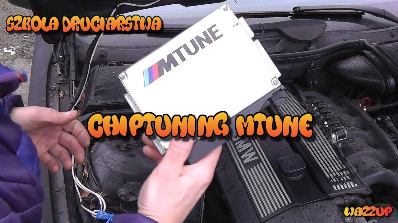 Szkoła Druciarstwa ChipTuning MTUNE Podrasujmy BMW Wazzup :)