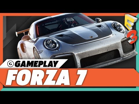 Thumbnail: Forza Motorsport 7 Gameplay on Xbox One X | E3 2017 Microsoft Press Conference