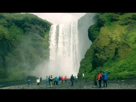 Skogafoss Iceland Travel