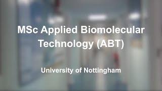 MSc Applied Biomolecular Technology
