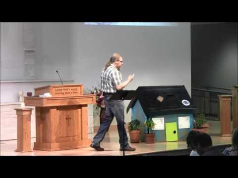 Sermon - Future, Foundation and Fellowship - May 22, 2016