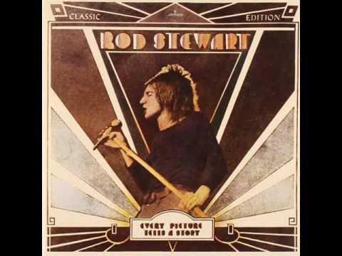"""Rod Stewart """"(I Know) I'm Losing You"""""""