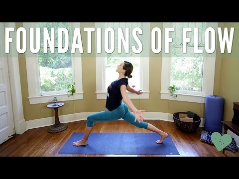 Yoga for Beginners - Foundations of Flow