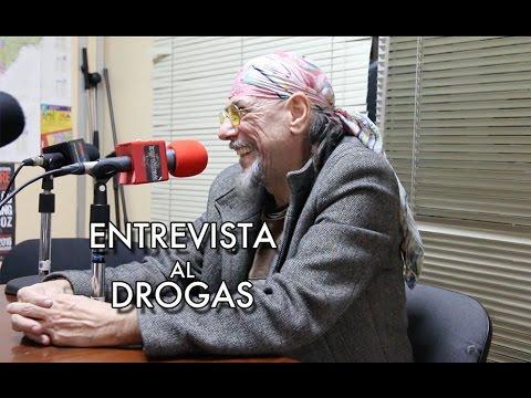 Entrevista al Drogas