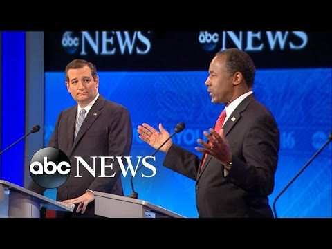 Ben Carson, Ted Cruz Respond to Iowa Voting Scandal [Republican Debate Highlights]