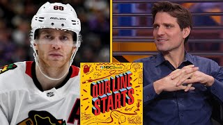 NHL teams on playoff bubble at halfway point of the season | Our Line Starts | NBC Sports