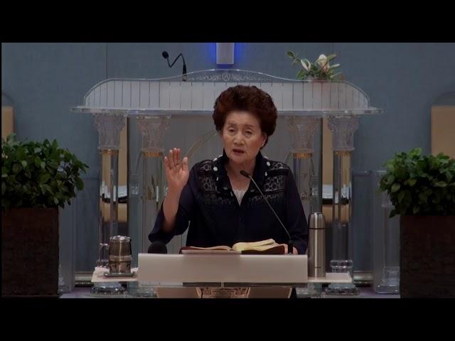 하나님을 경외하는 자에게 기적이 일어난다 (아멘충성교회 이인강목사님)