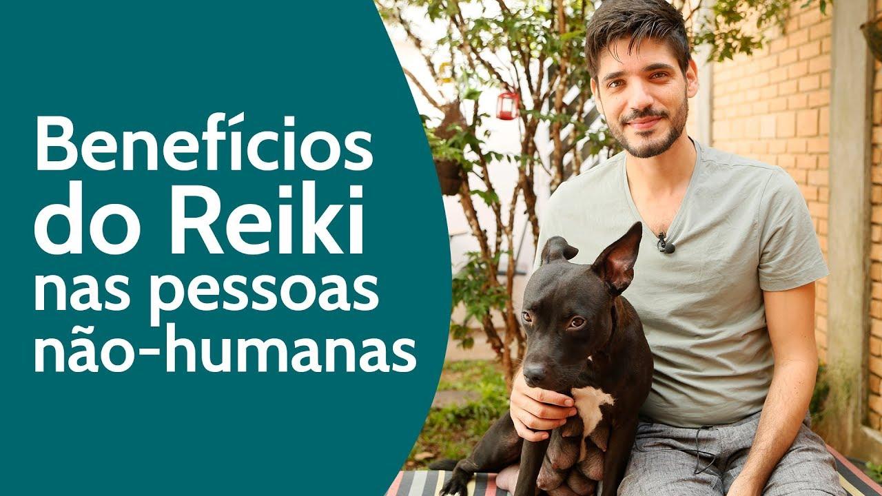 2º Congresso de Reiki para Animais de Portugal - Benefícios do Reiki nas pessoas não humanas