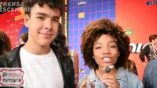 LEMONGRASS - ENTREVISTA - PREMIOS - MTV MIAW - MEXICO - 2019