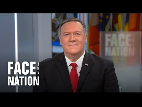 "Pompeo says administration will ""do our best"" to release intelligence on Iran"