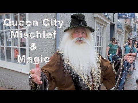 Queen City Mischief & Magic HARRY POTTER Festival
