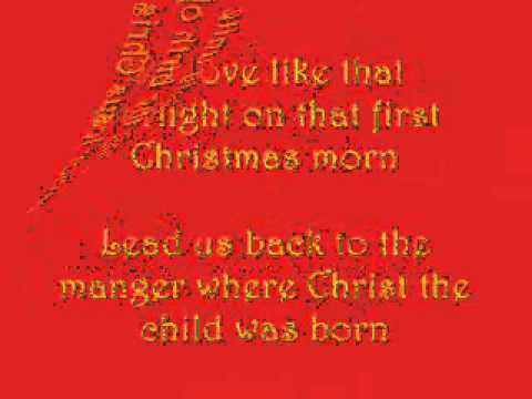 christmas in our hearts karaokeinstrumental youtube - Christmas In Our Hearts Lyrics