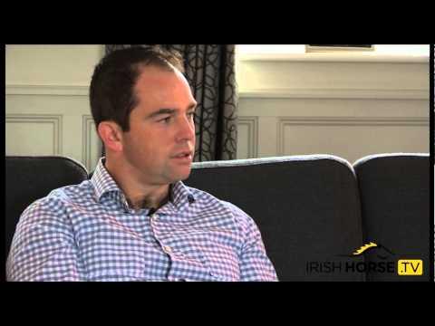 Cian O'Connor Interview