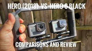 GoPro Hero (2018) vs Hero 6 Black | Comparison and Review