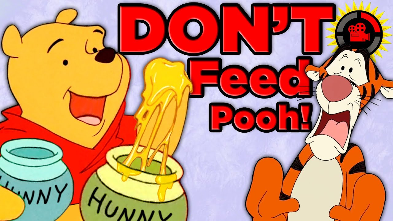 Film Theory: Winnie The Pooh's DEADLYDiet! (The Many Adventures of Winnie The Pooh)