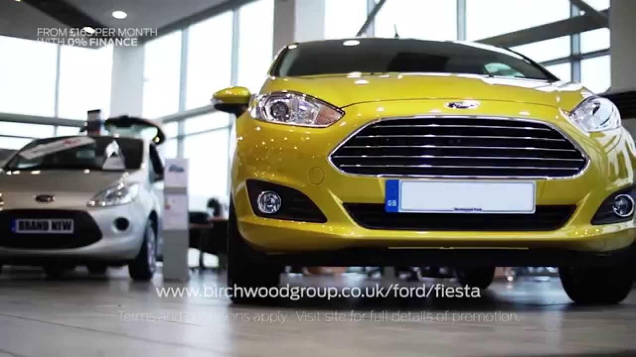 New Ford Fiesta | Finance Available | Birchwood Ford & New Ford Fiesta | Finance Available | Birchwood Ford - YouTube markmcfarlin.com