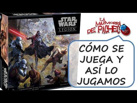 Star Wars Legión: Cómo jugar y así lo jugamos