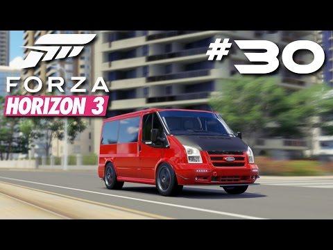 Ein Transit für die Überholspur - Forza Horizon 3 #30 [DEUTSCH|HD]
