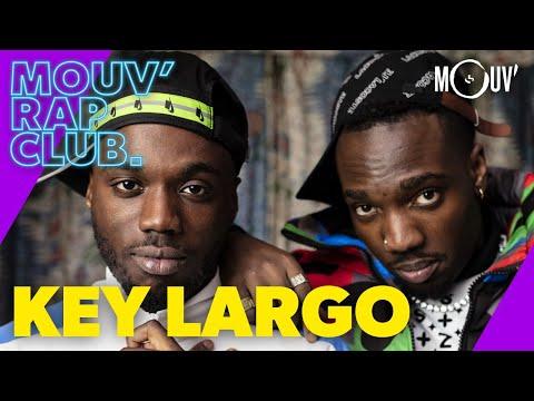 Youtube: LA PURPLE (KEY LARGO):«Alpha Wann il aime la trap alors qu'il fait du rap plus compliqué que nous»